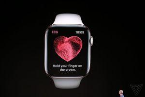 Apple Watch Series 4 ra mắt - màn hình lớn hơn, giá từ 399 USD
