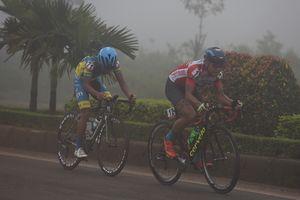 9 VĐV bỏ cuộc tại chặng đua trong sương mù ở phố núi
