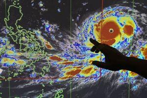 Nóng nhất hôm nay: Siêu bão Mangkhut có thể ảnh hưởng tới 43 triệu người khắp thế giới