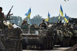 Kế hoạch tấn công miền Đông Ukraine vào cuối tuần