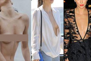 Siêu mẫu thu nhập cao nhất thế giới gây xôn xao vì ảnh nude hoang dại