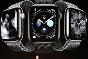 Apple Watch Series 4 ra mắt, giá 9,3 triệu đồng, nhiều tính năng 'độc'