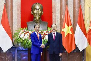 Đại sứ VN tại Indonesia phát biểu về chuyến thăm của Tổng thống Joko Widodo