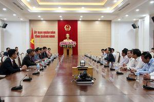 Khu kinh tế Vân Đồn sẽ có nhà đầu tư lớn từ Hàn Quốc - Tập đoàn JDC