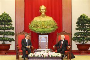 Việt Nam đẩy mạnh hợp tác song phương