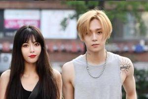 HyunA và bạn trai bị đuổi khỏi công ty sau khi công khai tình cảm
