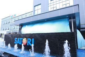 Thị trường nước uống có thêm thương hiệu Satori