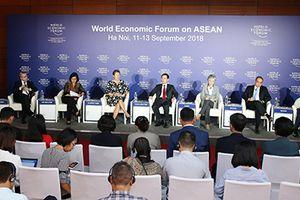 Diễn đàn Kinh tế Thế giới về ASEAN 2018: Để ASEAN 'phẳng' hơn, gắn kết hơn