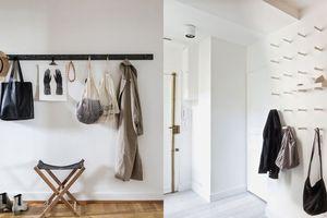 1001 mẫu giá treo quần áo đẹp mắt lại cực kỳ hữu dụng cho căn phòng nhỏ