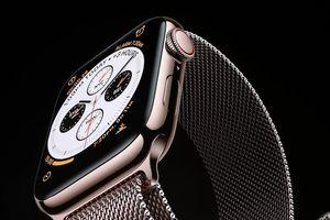 Ra mắt Apple Watch thế hệ 4: màn tràn viền, WatchOS 5, cảm biến điện tâm đồ
