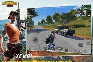 PUBG Mobile 0.8.0 có thêm bản đồ Sanhok cùng nhiều loại súng mới