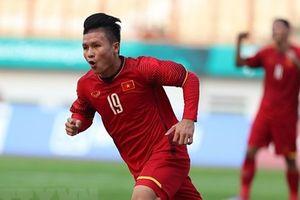 Hàng loạt 'đại gia' ngoại muốn chiêu mộ tiền vệ Nguyễn Quang Hải