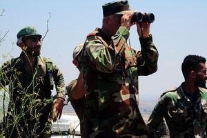 Quân đội Syria siết chặt vòng vây nhóm IS bị mắc kẹt ở sa mạc Sweida