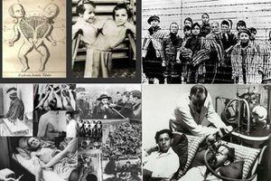 Tội ác kinh hoàng của 'bác sĩ quỷ thần' khét tiếng Đức quốc xã