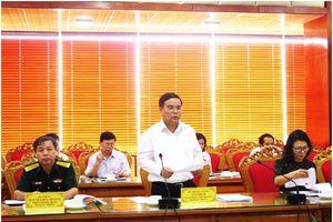 Hội đồng Quản lý BHXH Việt Nam giám sát tại Lạng Sơn