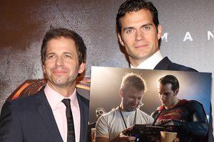 Sau thông tin Henry Cavill bỏ vai Superman, đạo diễn Zack Snyder 'xát muối tim fan' bằng hành động này