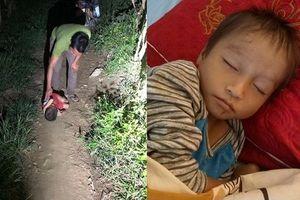 Lời kể đau xót của người nhận nuôi bé trai mất bố, ngủ lay lắt ngoài đường: 'Mẹ ở ngay trong xã nhưng không nuôi'