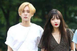 CUBE bất ngờ thay đổi quyết định về việc 'đuổi' HyunA và E'Dawn