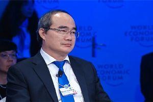 Bí thư TP. HCM Nguyễn Thiện Nhân: 'Mỗi người dân là một cảm biến trong xã hội'