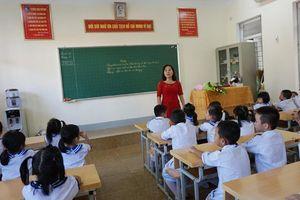 Nghệ An: Chuyển giáo viên trung học cơ sở sang dạy tiểu học