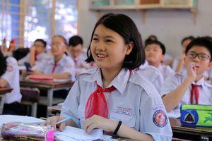 Học sinh bậc trung học cơ sở tại TPHCM sẽ được miễn học phí