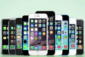 Đây là những chiếc iPhone được dùng phổ biến nhất của Apple, theo một dữ liệu mới