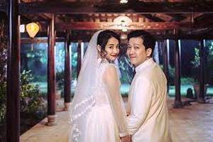 Bất ngờ về thiếp cưới của Nhã Phương - Trường Giang