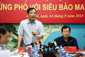 Việt Nam chuẩn bị đón cơn bão mạnh nhất thế giới