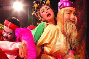 Đêm diễn 'khoe' sức hấp dẫn của nghệ thuật Tuồng truyền thống
