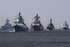 Mỹ: Vì sao tàu chiến Nga vẫn áp sát Syria dù đã hết tập trận?
