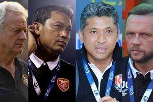 29 vòng đấu, Thai-League 'xay' 17 HLV