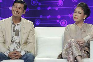 Diễn viên Tiết Cương thừa nhận yêu đơn phương Việt Hương thời đi học