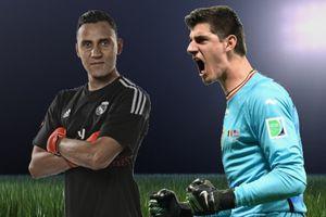 Cuộc chiến giữa hai thủ môn siêu hạng ở Real Madrid