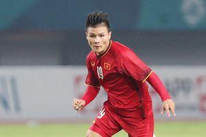 Quang Hải cùng U23 Việt Nam lọt danh sách đề cử Cúp Chiến thắng