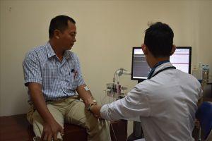 TP.HCM: Bệnh viện tuyến quận đầu tiên có khoa bệnh nghề nghiệp