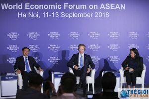 Truyền thông về WEF ASEAN 2018 tăng hơn 4 lần