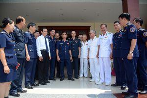Kỷ niệm 20 năm Ngày truyền thống Bộ tư lệnh Vùng Cảnh sát biển 1