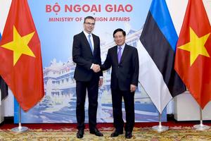 Việt Nam - Estonia: thúc đẩy hợp tác kinh tế - thương mại - đầu tư
