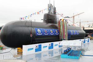 Hàn Quốc hạ thủy tàu ngầm có thể 'đối phó tất cả mối đe dọa'