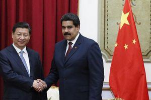 Tổng thống Venezuela tới Trung Quốc để gọi vốn