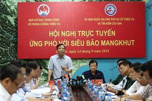 Siêu bão Mangkhut chuẩn bị đổ bộ vào Việt Nam