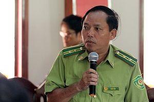 Giám đốc rừng phòng hộ ở Quảng Nam bị cách chức