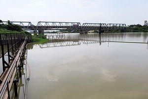 Đà Nẵng: Thủy điện Đăk Mi 4 đã xả nước đẩy nhiễm mặn trên sông Cầu Đỏ