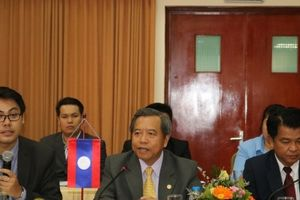 Bộ trưởng KH&CN Lào thăm và làm việc tại Tổng cục Tiêu chuẩn Đo lường Chất lượng