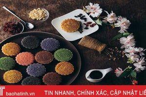Bánh Trung thu handmade Hà Tĩnh 'lên ngôi' nhờ đẹp, thơm ngon