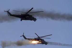 Châu Âu lo ngại trước việc Nga -Trung Quốc tập trận chung rầm rộ