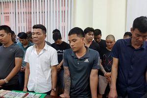 TP. Hồ Chí Minh: Bất ngờ triệt phá sòng bạc tiền tỉ của 'đại ca' gốc Bắc