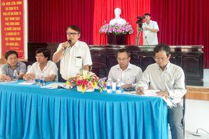 Dân vây đòi sổ đỏ, Tổng Giám đốc đối thoại với 300 người