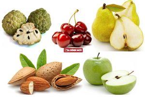 5 loại quả ăn phải hạt có thể mất mạng vì ngộ độc, mẹ phải nhớ để tránh nguy hại cho con
