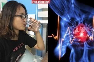 Đừng coi thường việc uống nước, chỉ một cốc nước sôi có thể đánh bay 8 loại bệnh